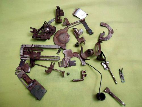 acessorios para maquina de costura antiga- lote variado