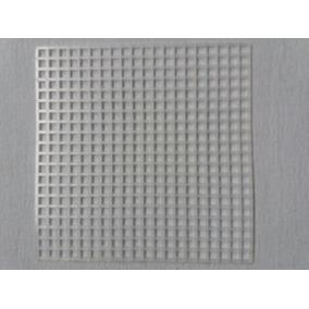 fb028a3ee Tela Plastica Para Croche - Acessórios para Scrapbooks no Mercado ...