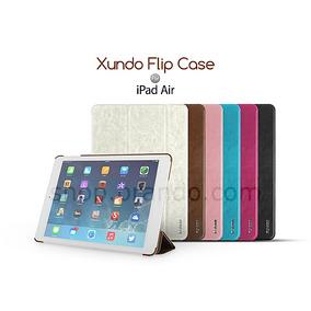 Capa Couro Flip Cover Premium High Quality Momax Ipad Air Cz