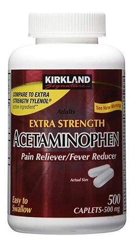acetaminofen americano