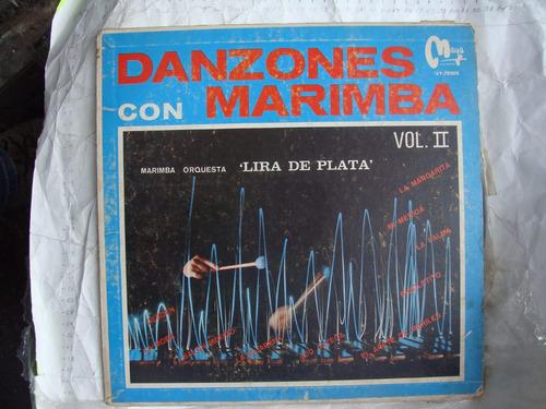 acetato danzones con marimba , vol. ii