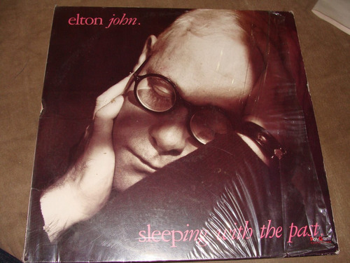 acetato elton john, sleeping with the past