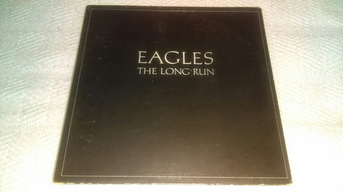 acetato lp eagles the long run