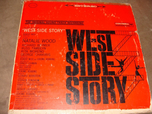 acetato west side story