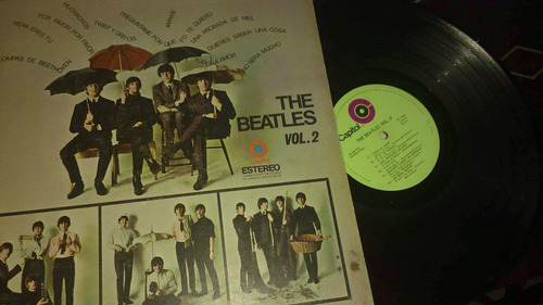 acetatos de the beatles
