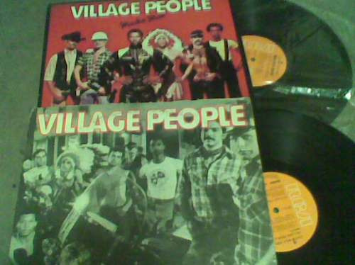 acetatos village people
