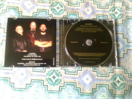 acheron - melodic death metal
