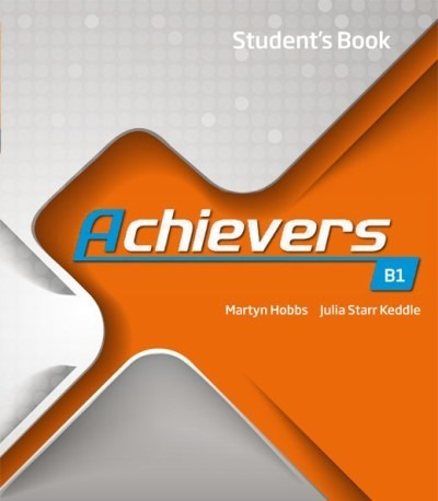 achievers b1 - students book - richmond