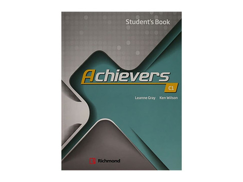achievers c1 - students book - richmond