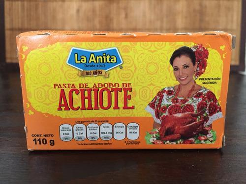 achiote mexicano 110g