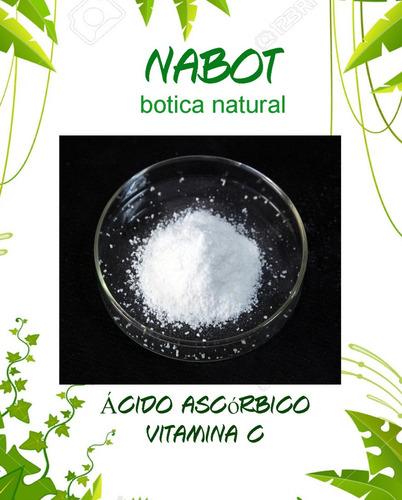 acido ascorbico vitamina c polvo 1 libra 100% puro