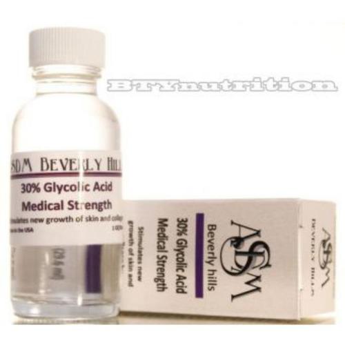 acido glicólico 30% beverly hills - importado usa