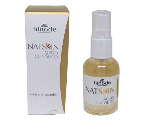 Acido Glicolico Hinode 6 Clareia Pele Tira Manchas De Sol R 47