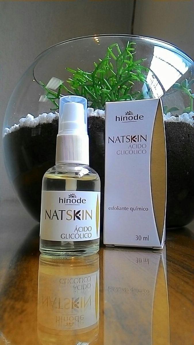 c5b2e395176 Ácido Glicólico Hinode Nat Skin -compre - R$ 60,00 em Mercado Livre