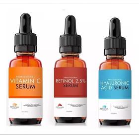 Ácido Hialuronico + Vitamina C + Retinol 30ml