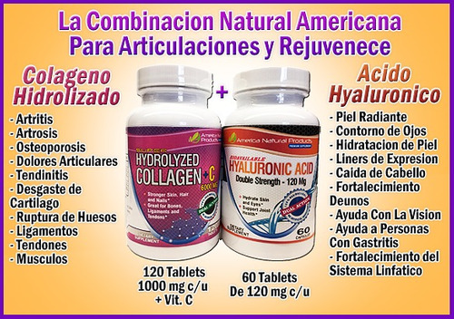 acido hialuronico antiarrugas 120mg