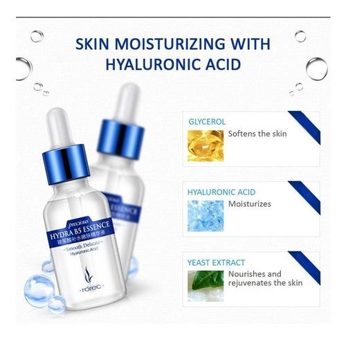 ácido hialurónico hydra b5 antiarrugas hidratante rorec full