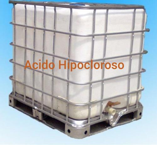 acido hipocloroso por mayor,  venta y recarga