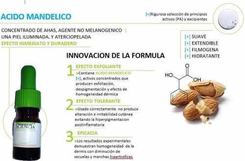 acido mandelico sciencia