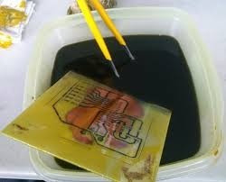 ácido para circuitos electrónicos 5lts, grenelectronic chile