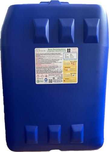 ácido peracético 5%, formulado, persan active 20kg