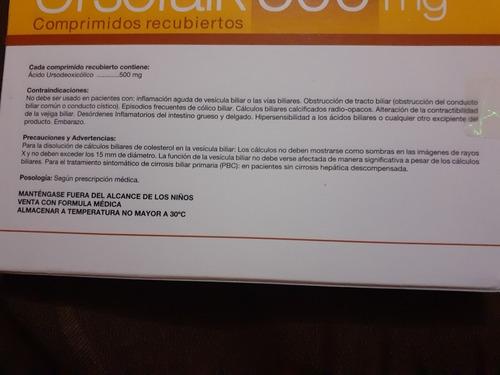 acido ursodeoxicólico
