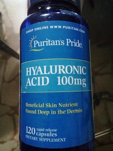 acido.hyaluronico.de 100 mg,frasco.de 120 capsulas