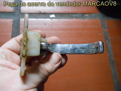 acionamento puxador maçaneta c suporte d porta opala antigo3