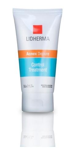 acnex depure control treatment lidherma