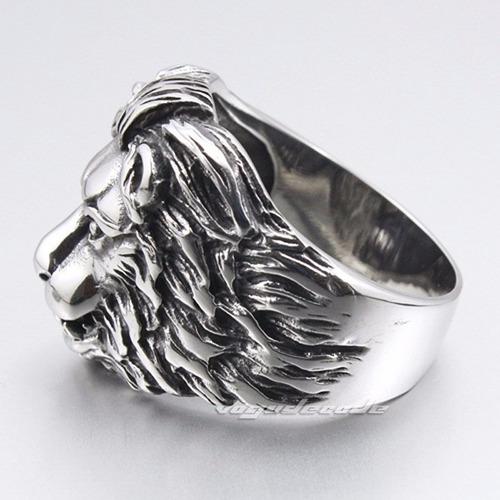 aço maçonaria anel