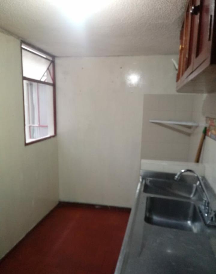 acogedor apartamento 2 habitaciones,1 baño,1 garaje cubierto