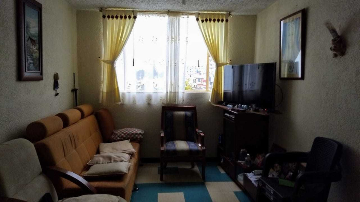 acogedor apartamento de 2 alcobas y 1 baño