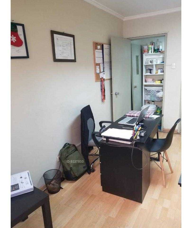 acogedora oficina san antonio / alameda