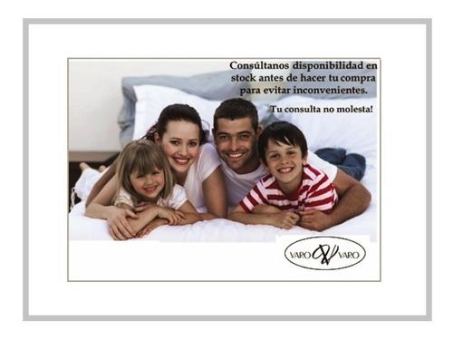 acolchado + sabanas infantil 1 ½ plazas varon