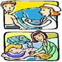 acompañante terapeutica. lic. fisioterapeuta.