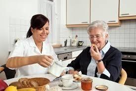 acompañante y cuidado de enfermos para sanatorio o domicilio