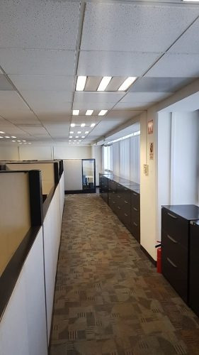 acondicionado, edificio remodelado, piso 1 al  4 ins6172