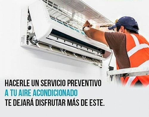 acondicionado instalacion servicio aire