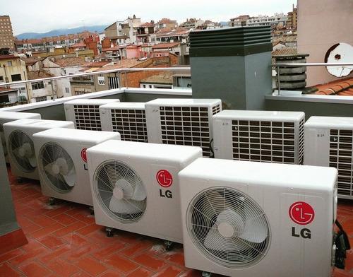 acondicionado instalacion. servicio aire