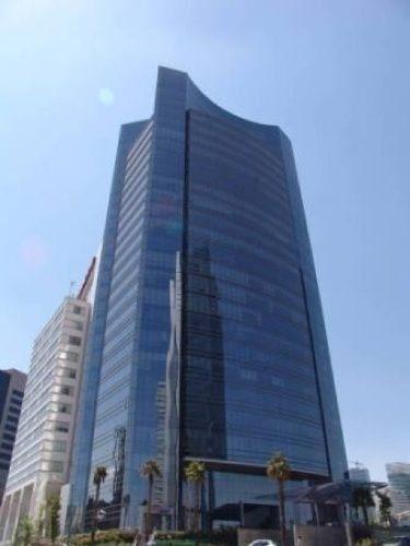 acondicionado piso 17 con 1,280 m2 santafe5052