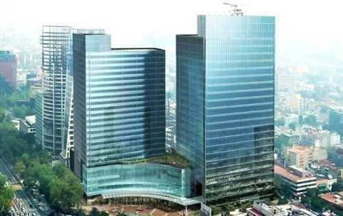 acondicionado piso 9 con 460 m2, piso 19 con 1037m2  capital