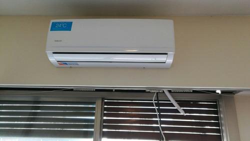 acondicionado técnico instalacion aire