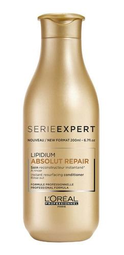 acondicionador absolut repair cabello dañado l´oréal pro