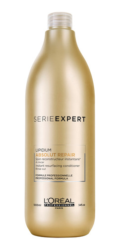 acondicionador absolut repair gold 1 l loreal professionel