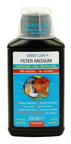 acondicionador acuario completo - filter medium 500ml
