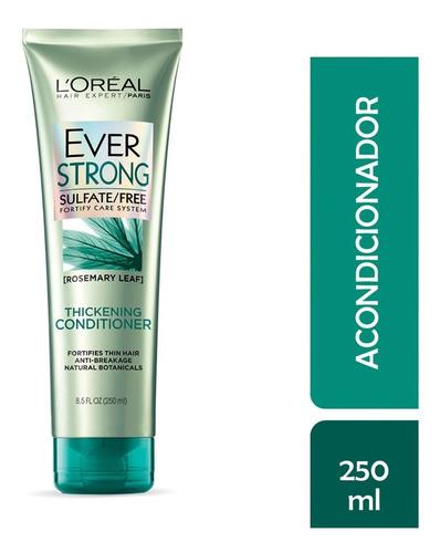 acondicionador cabello débil ever strong l'oréal