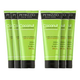 Acondicionador Coco Petrizzio Pack 6
