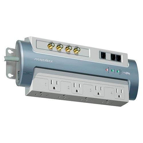 acondicionador de energía 8 salidas 1800va panamax m8-av
