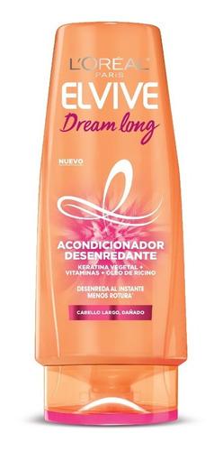 acondicionador  dream long  l'oréal paris 680 ml