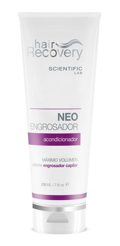 acondicionador neo engrosado  scientificlab  hair recovery